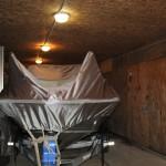 Транспортировочный тент на лодку Silwer Hawk cc 540