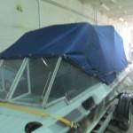 Пошив тента на катера в Кемерово