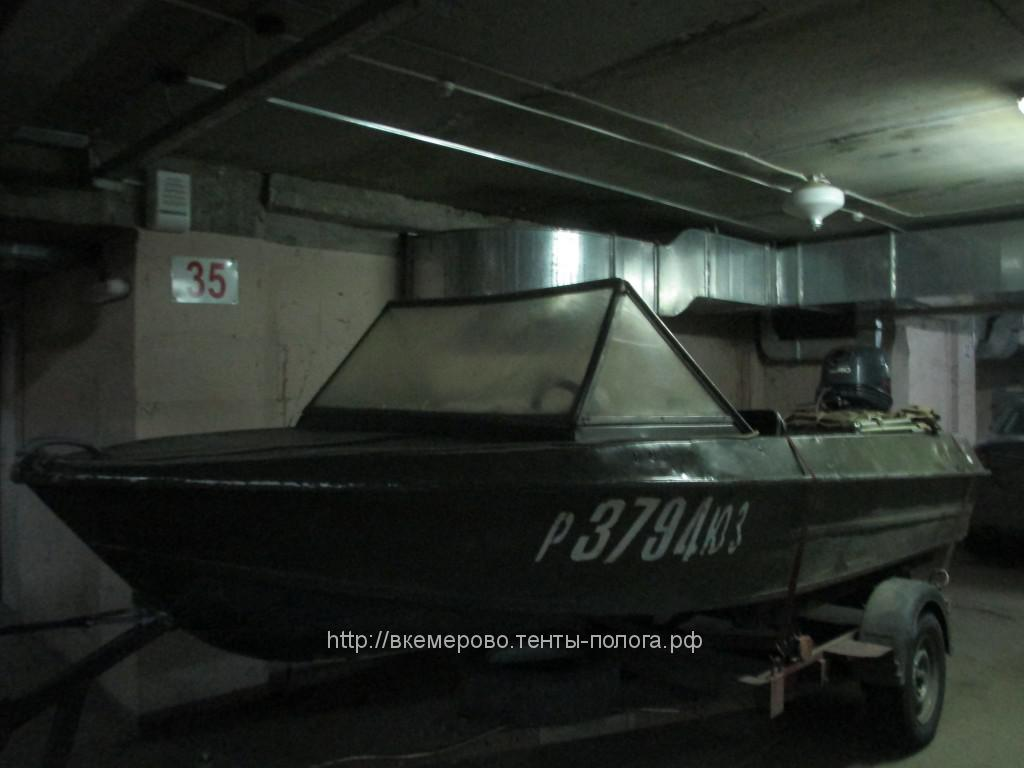 Тент на лодку «Крым»