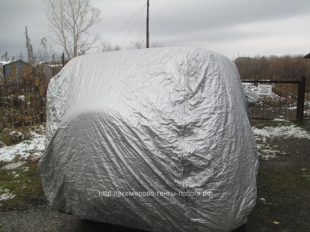 Пошив авточехла на автомобиль Tagaz Tager 2300 в Кемерово