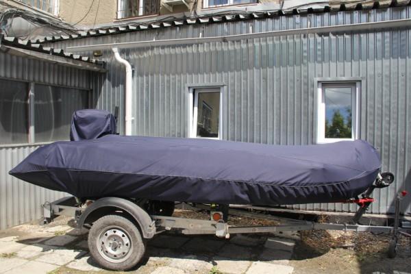 Чехол на лодку пвх солар