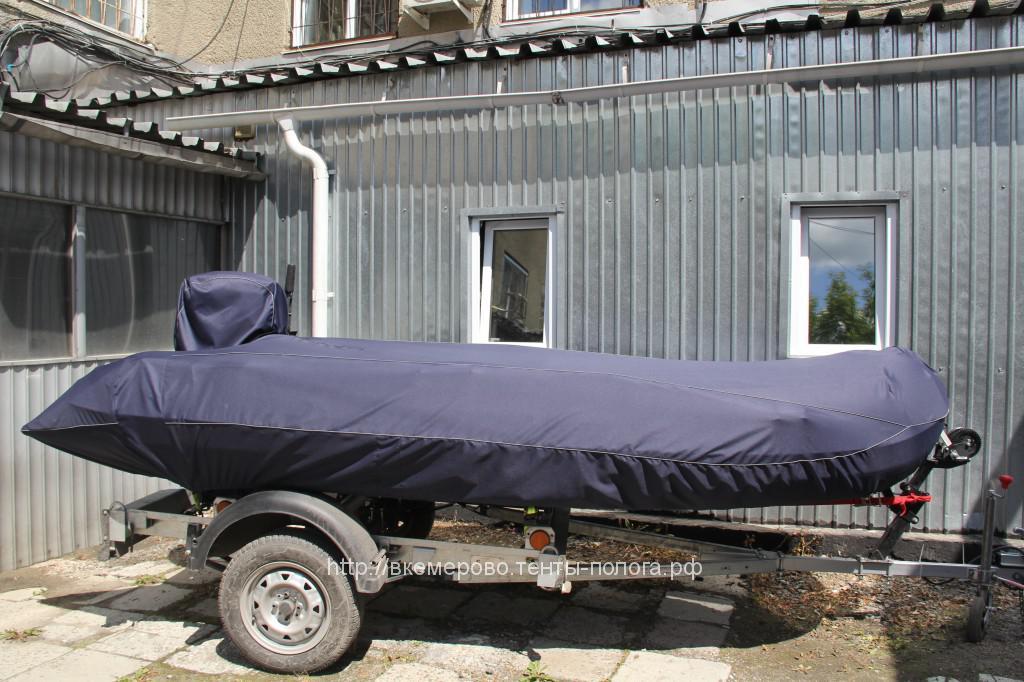 Тент-чехол на лодку Badger