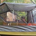 Изготовление ходового тента для лодки «Крым» в Кемерово