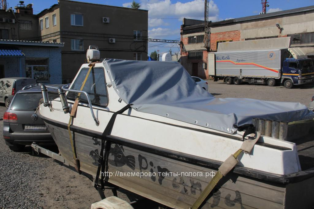 Транспортировочный тент ПВХ на лодку