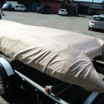 Транспортировочный тент-чехол для лодки-ПВХ Gladiator 330
