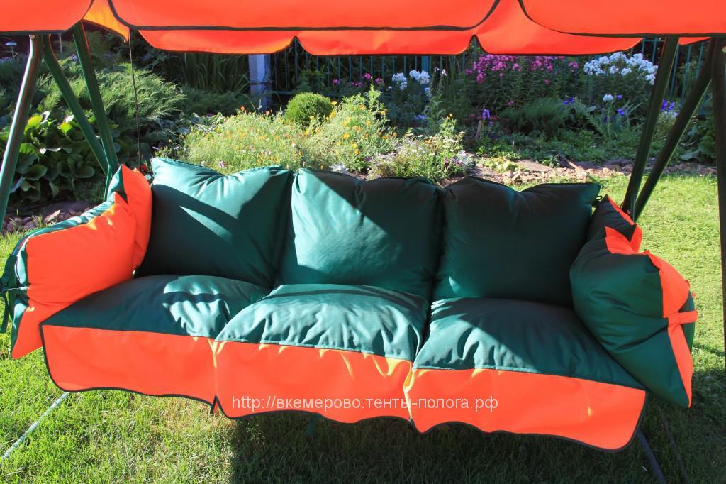 Изготовление подушек на садовые качели в Кемерово