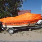 Тент транспортировочный для лодки Quicksilver