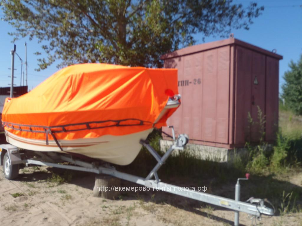готовые транспортировочные тенты для лодок