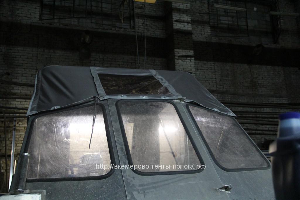 Изготовление ходового тент на лодку Rusboat Jet 470