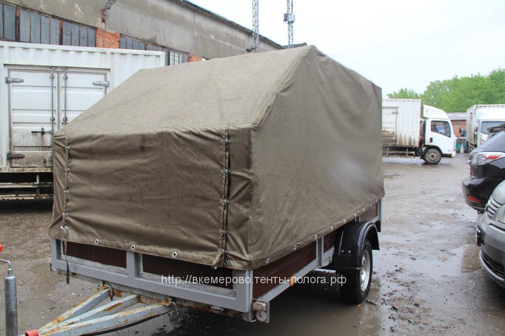 Пошив тента на прицеп легковой в Кемерово