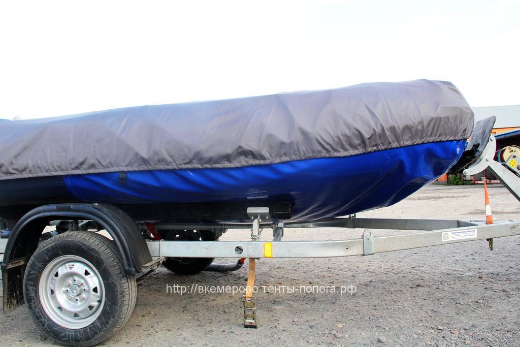 Тент-защита дна лодки Solar 480