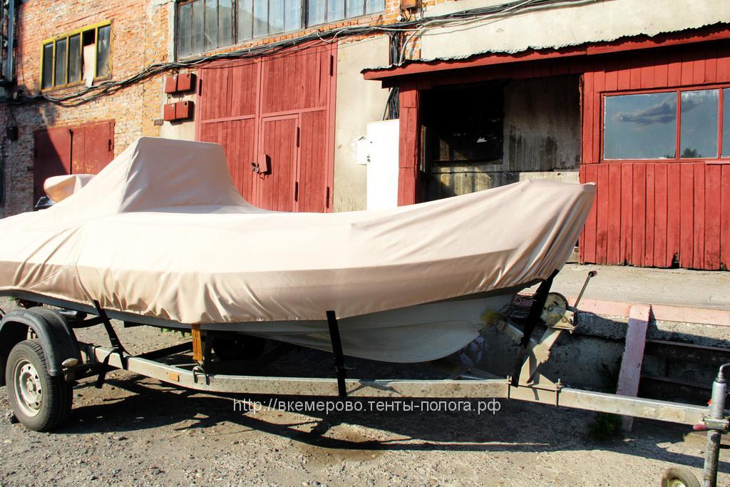 Транспортировочный тент-чехол на лодку Vinboat