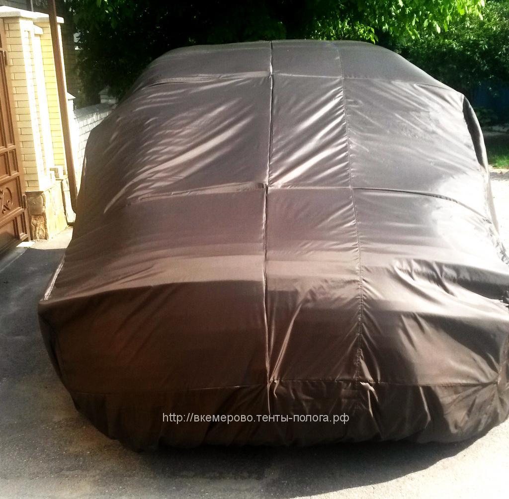 Пошив тента-антиград на Hyundai Starex 2012