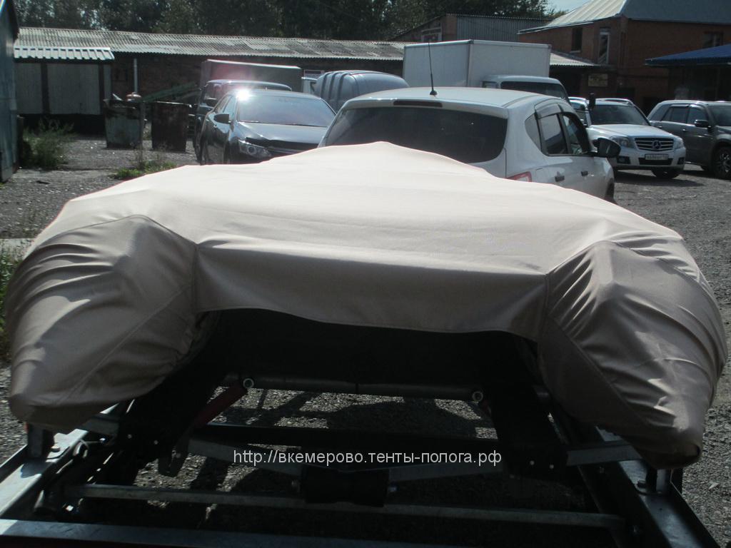 Пошив транспортировочного тента на лодку-ПВХ Gladiator 330