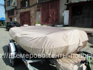 тент для лодки пвх гладиатор 330